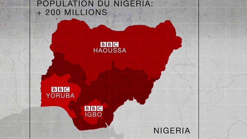 La BBC lance deux nouveaux services en langues igbo et yoruba.