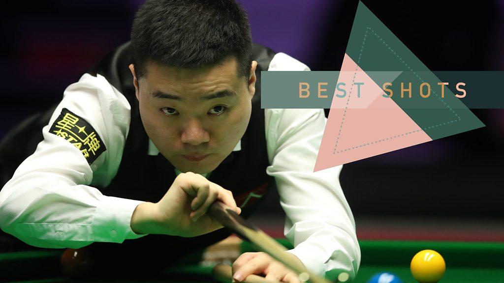 Masters 2019: Ding Junhui beats Luca Brecel 6-5 - best shots