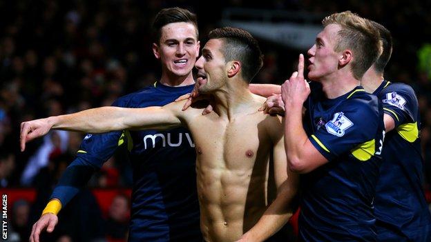 M.U và Southampton ai sẽ là người dành chiến thắng ?
