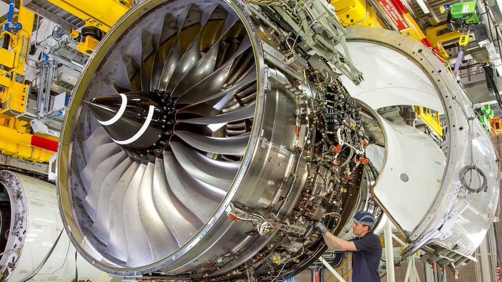 Rolls-Royce in bribery settlement