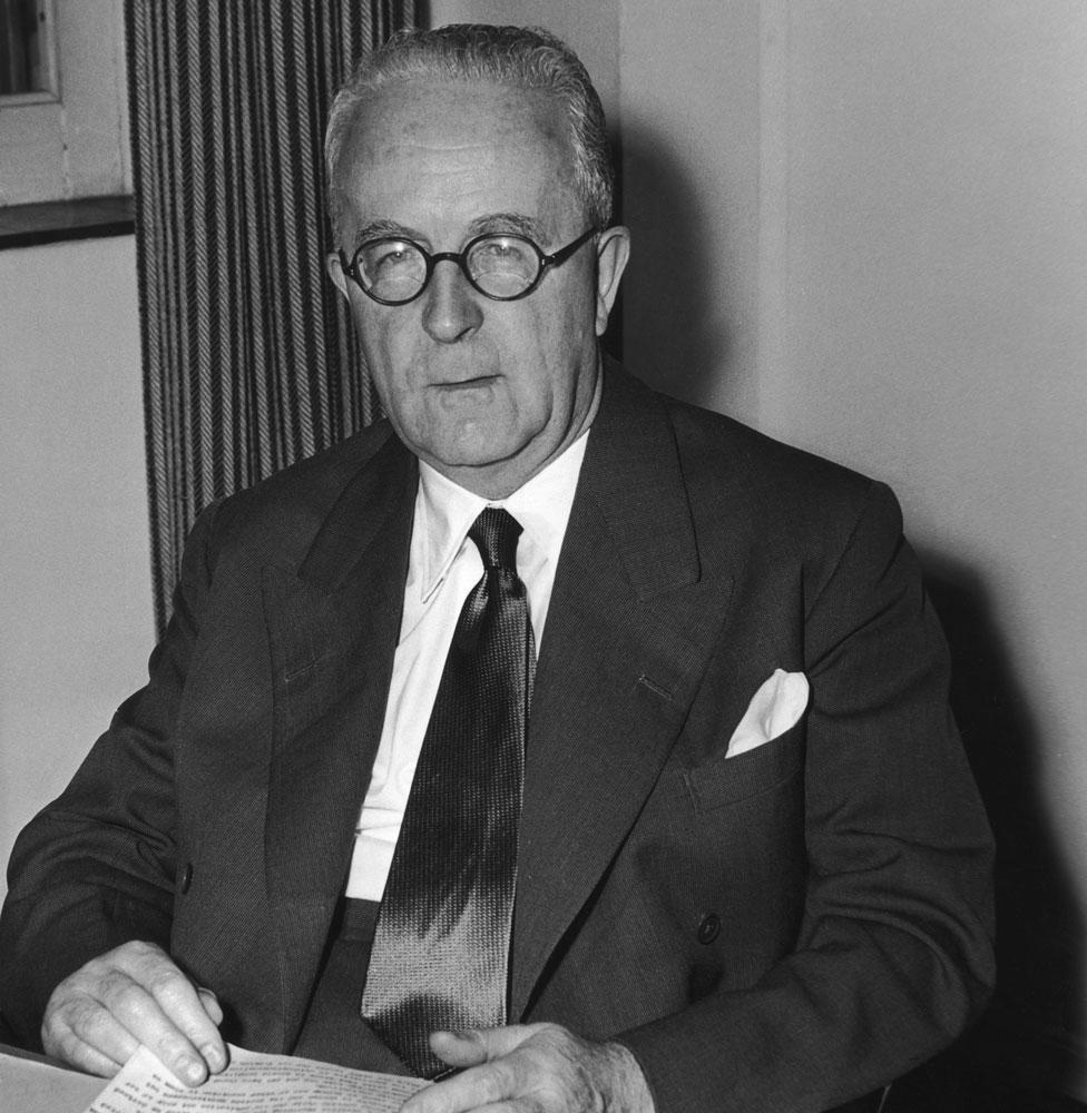 Cyril Radcliffe