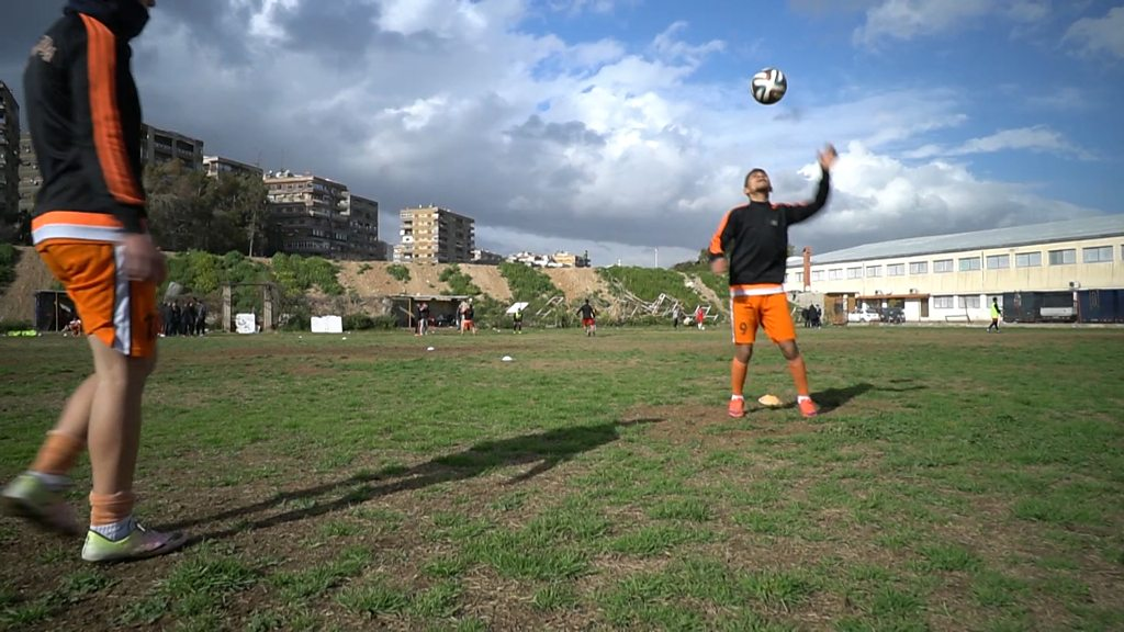 A 9,000-mile round-trip for home games - is coaching Syria the hardest job in football?