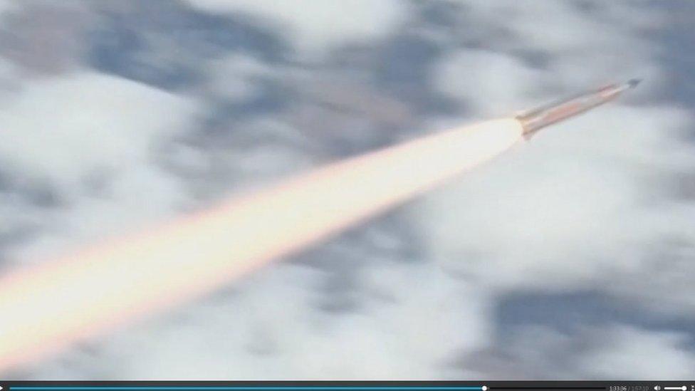 صاروخ كينزال