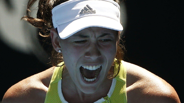Australian Open 2018: Garbine Muguruza loses to Hsieh Su-wei, Simona Halep wins