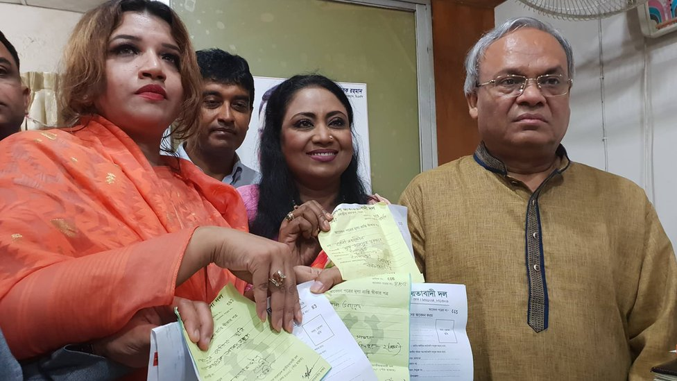 সংসদ নির্বাচন: বিএনপি মনোনয়নপত্র বিতরণ শুরু করেছে