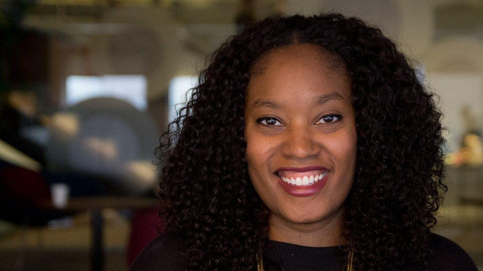 """Aniyia Williams es una de las cofundadoras del llamado """"movimiento cebra"""". (Foto: Tinsel)."""