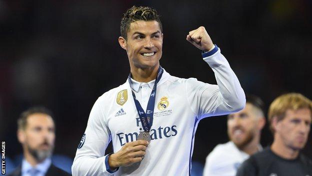 Кріштіану Роналду знову випередив свого головного конкурента у цій нагороді - Ліонеля Мессі