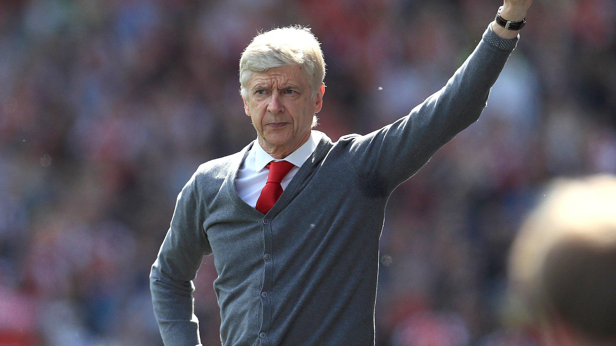 Wenger considers Japan return - Sunday's gossip