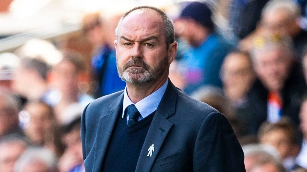'Sometimes you deserve a penalty going your way' - Steve Clarke