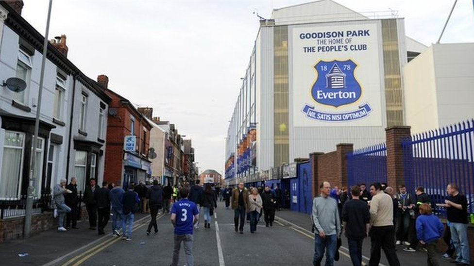 Everton agree deal for new stadium site