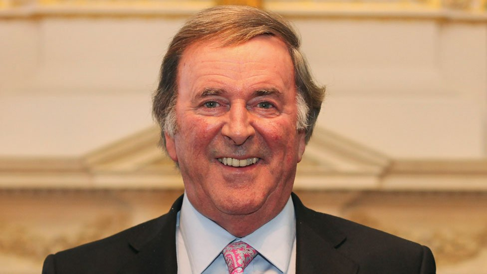 Sir Terry Wogan: Tribute under way at Westminster Abbey