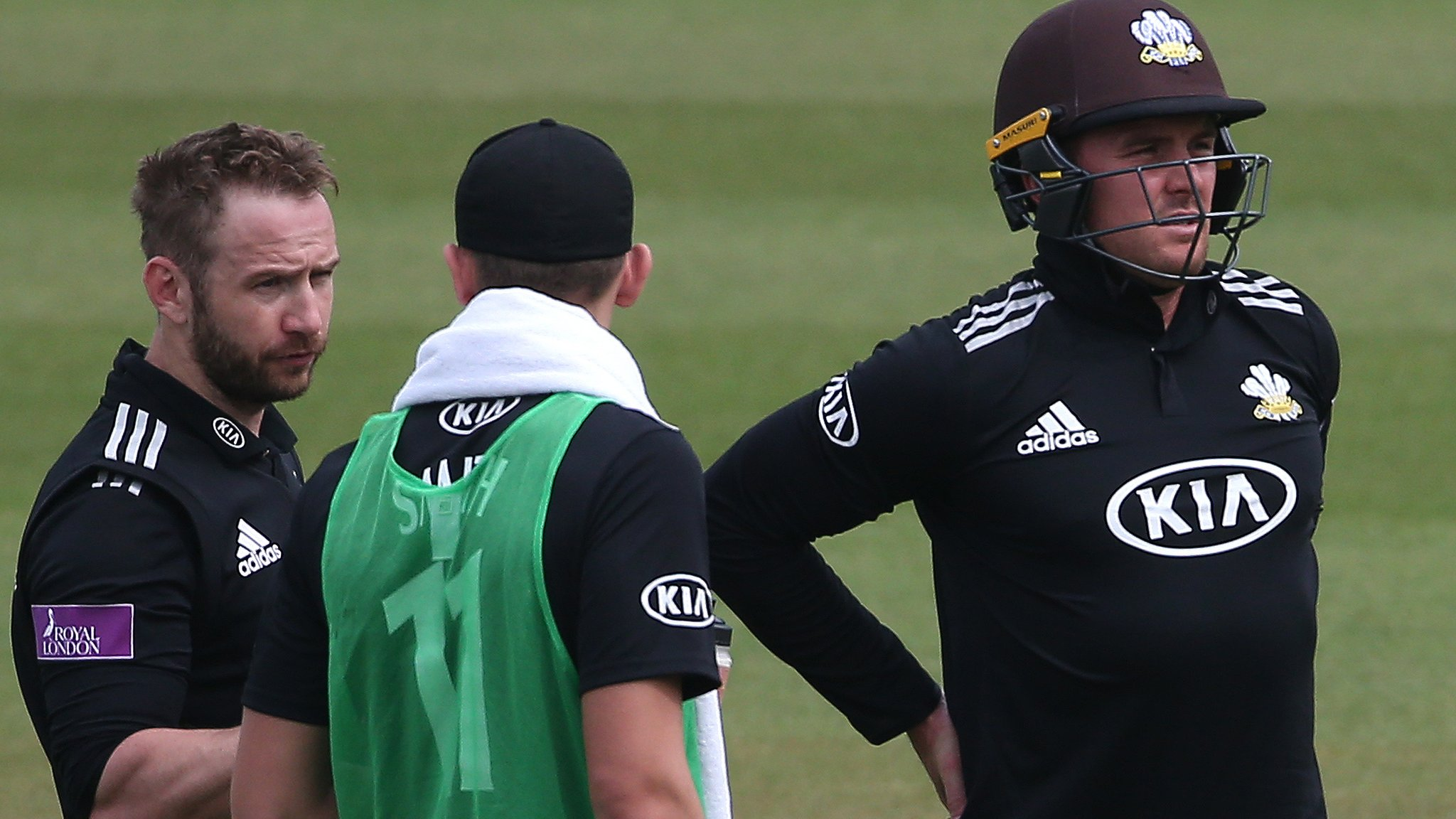 One-Day Cup: Jason Roy injury a concern as Surrey beat Essex