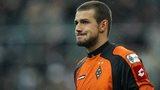Logan Bailly in action for Borussia Monchengladbach