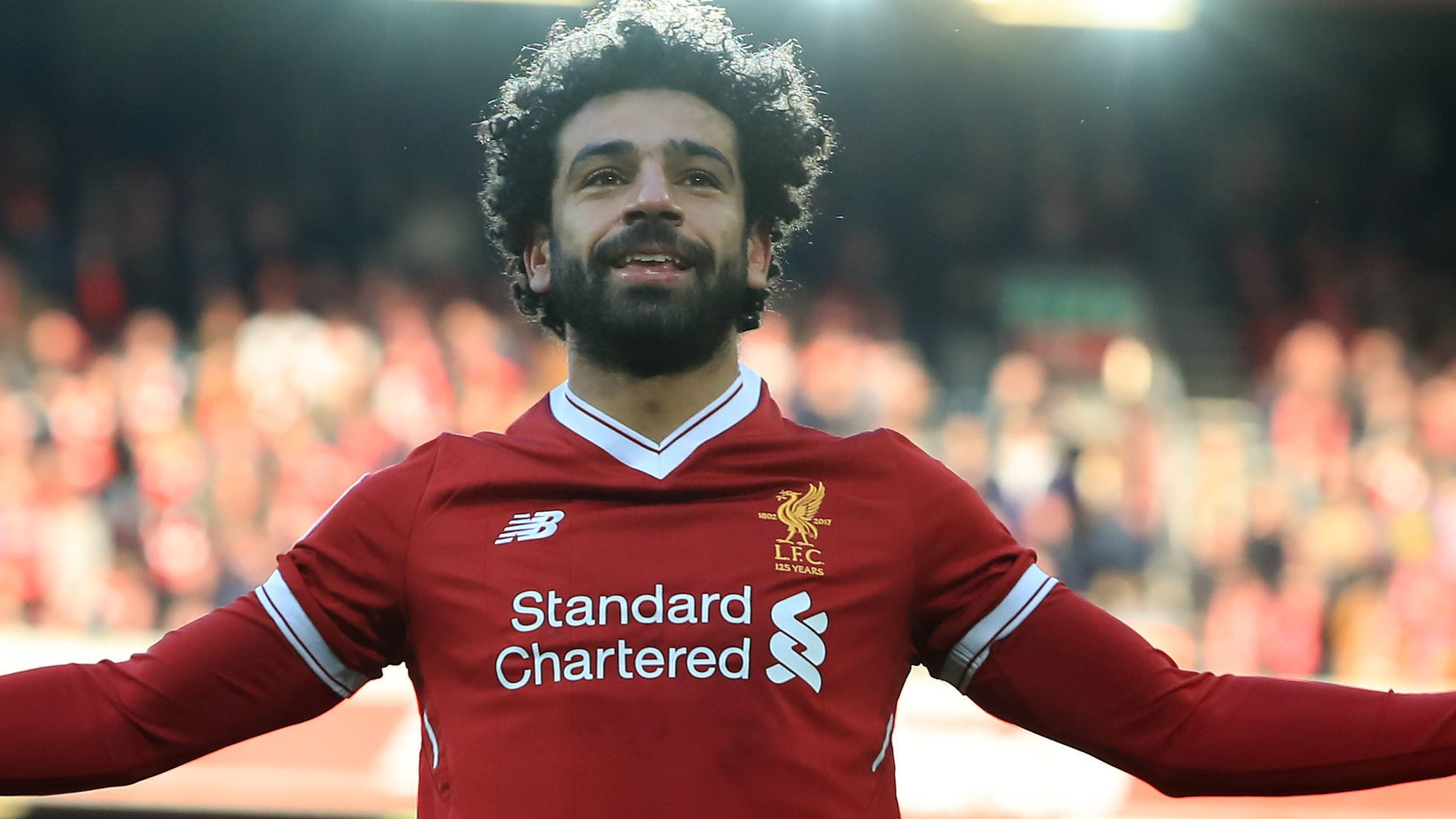 'We want to show world-class talent can flourish here' - Salah signs new long-term Liverpool deal