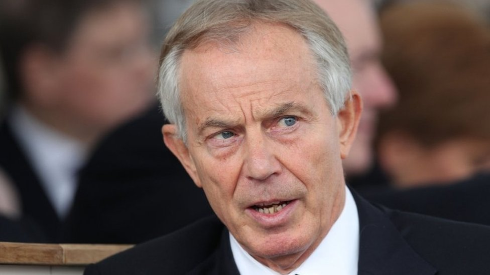 Labour: Blair seeks to 'set record straight' over inequality claims