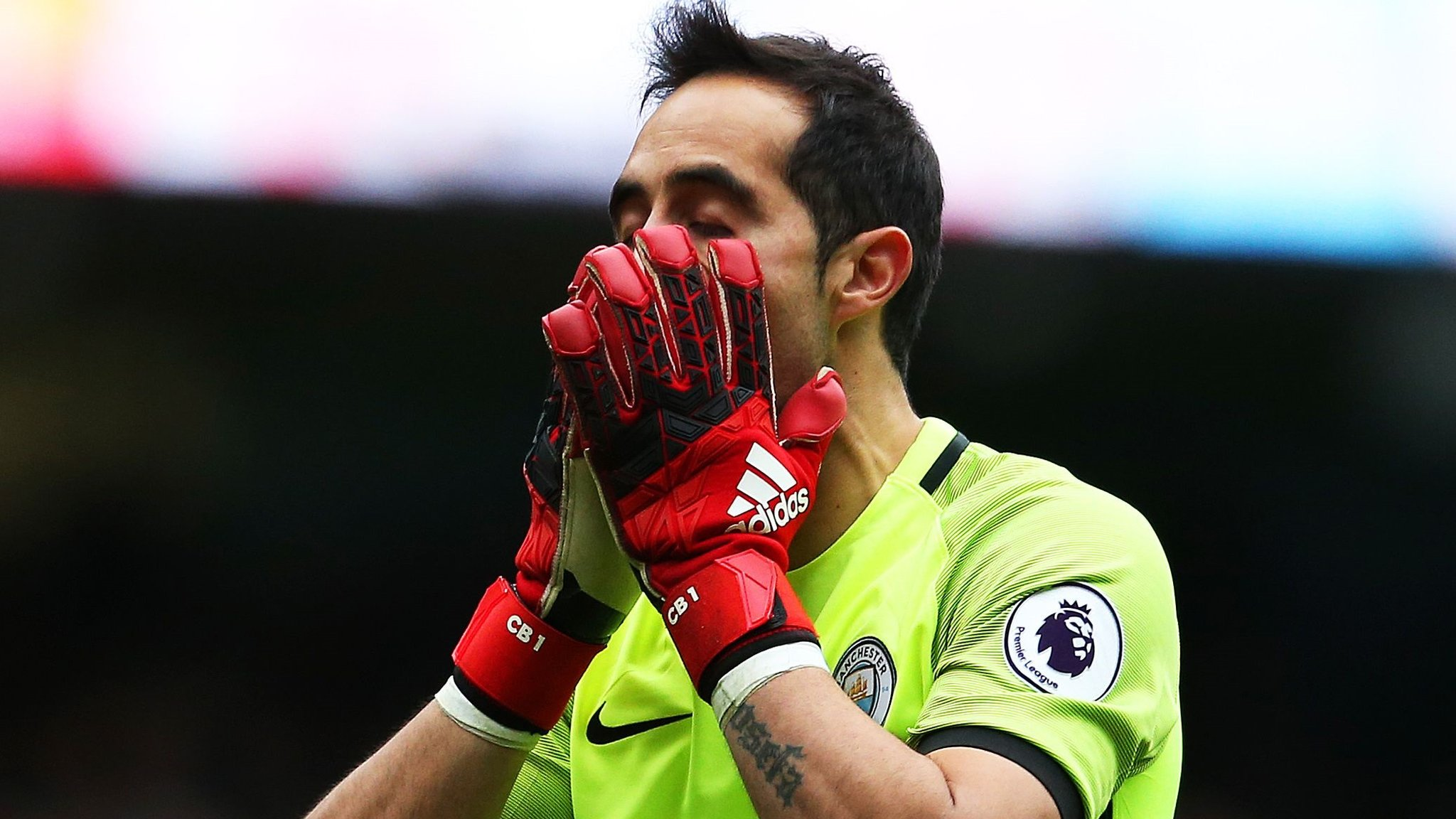 180 minutes, six shots, six goals conceded: Bravo's miserable run continues