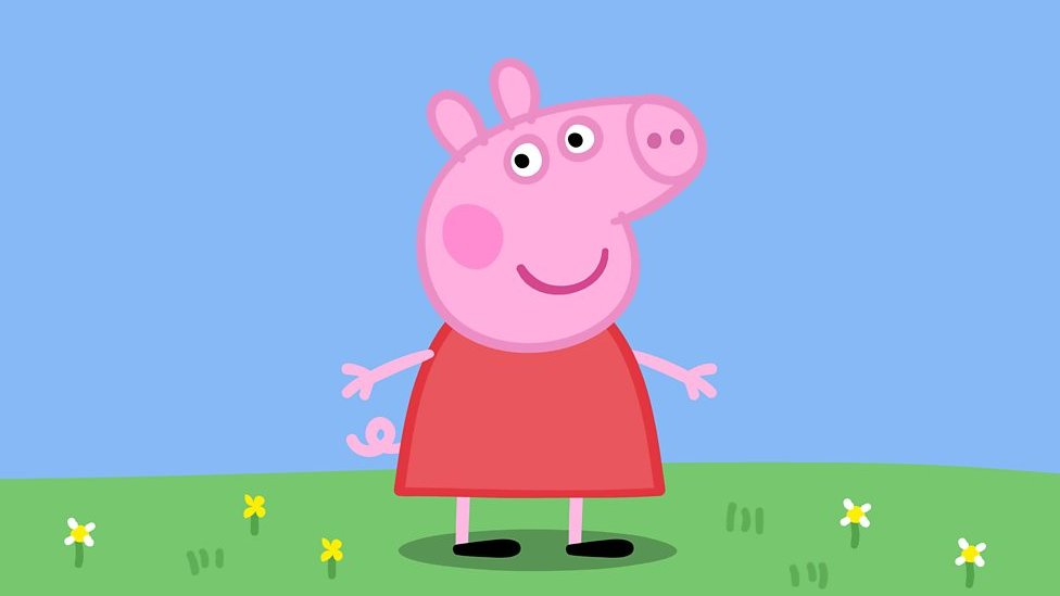 Peppa Pig star Harley Bird on 10 years oinking