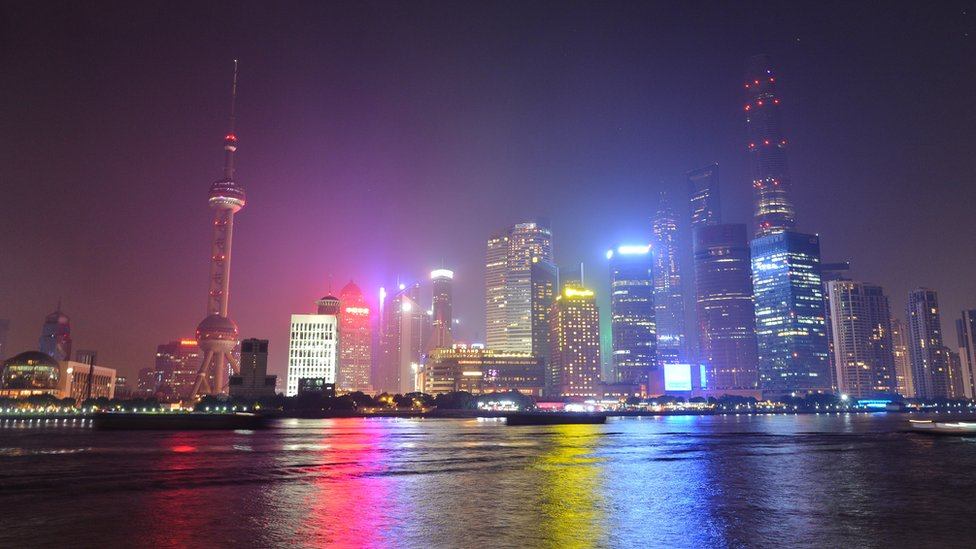 China's slowdown and what it means for the UK