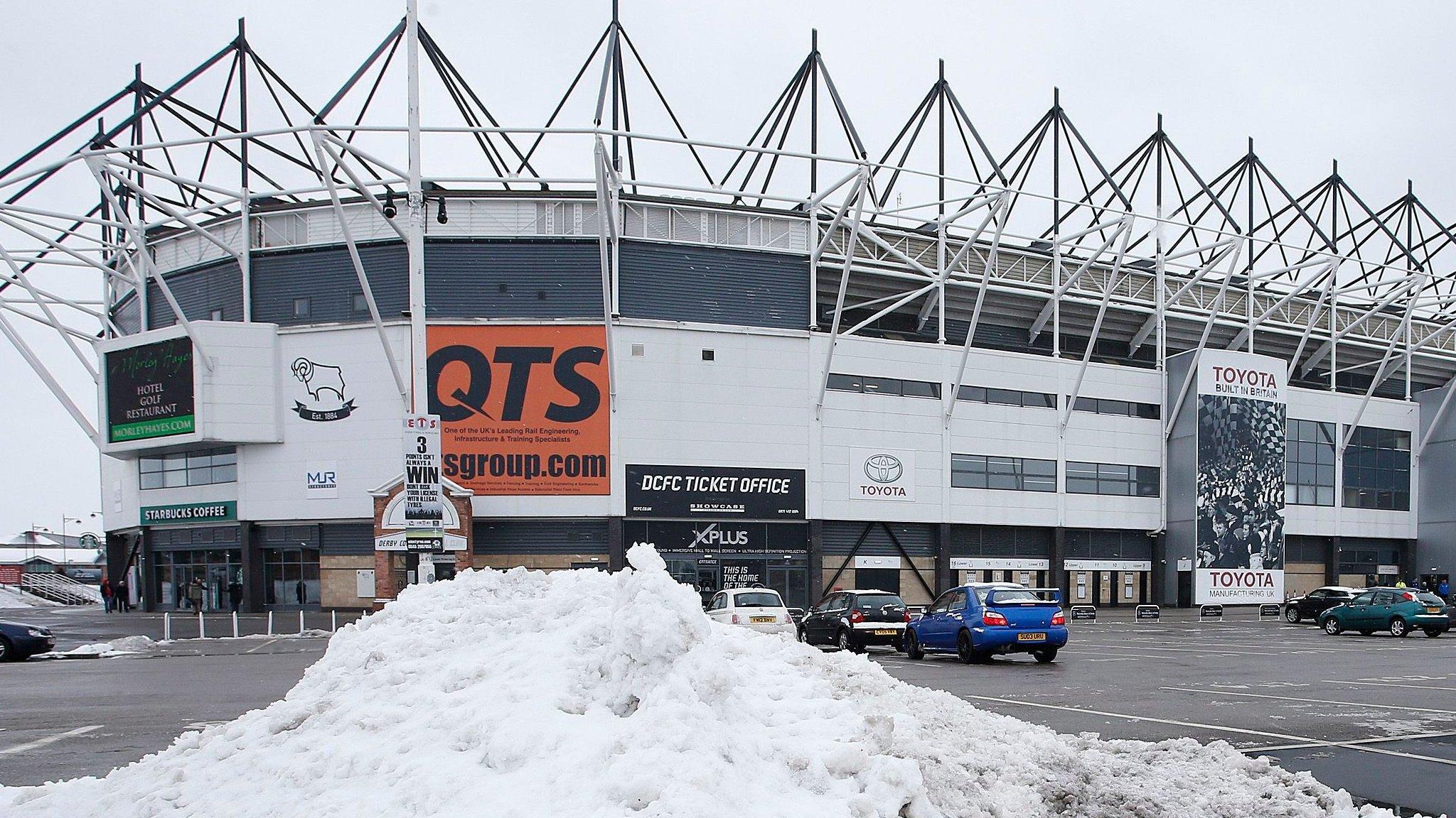 EFL to look into Derby-Cardiff postponement