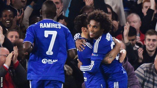 86507981 chelsea 303agent.com   Liga Champions, Kiev Di Taklukkan Oleh Chelsea Dengan Score 2 1