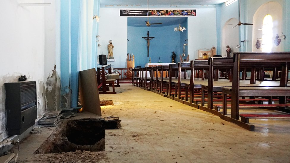 La Iglesia de Colazo