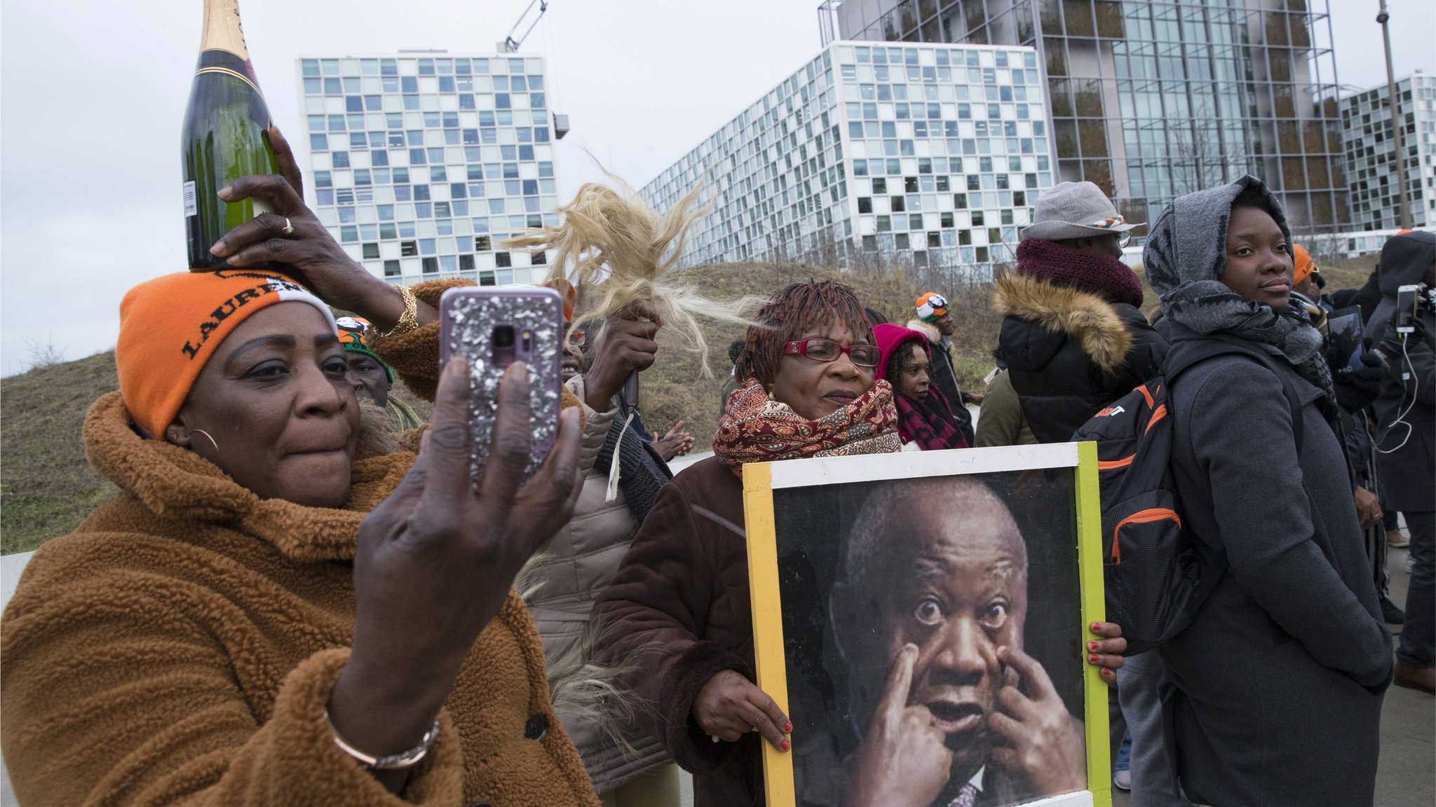 Ivory Coast ex-President Gbagbo acquitted at ICC court in The Hague