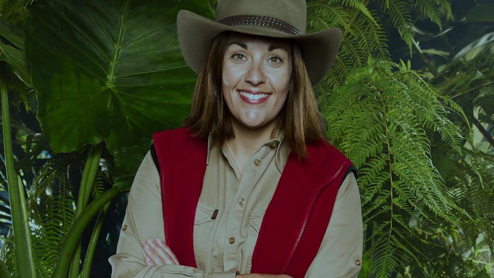 Kezia Dugdale enters I'm a Celebrity jungle camp
