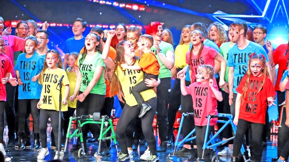 Britain S Got Talent Bgt Is Back So What Did You Think Cbbc Newsround
