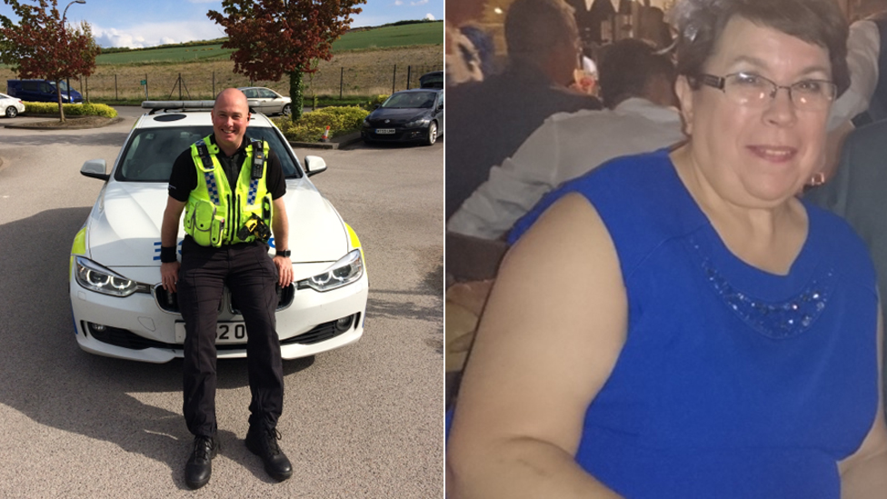 Police officer and woman killed in Sheffield crash