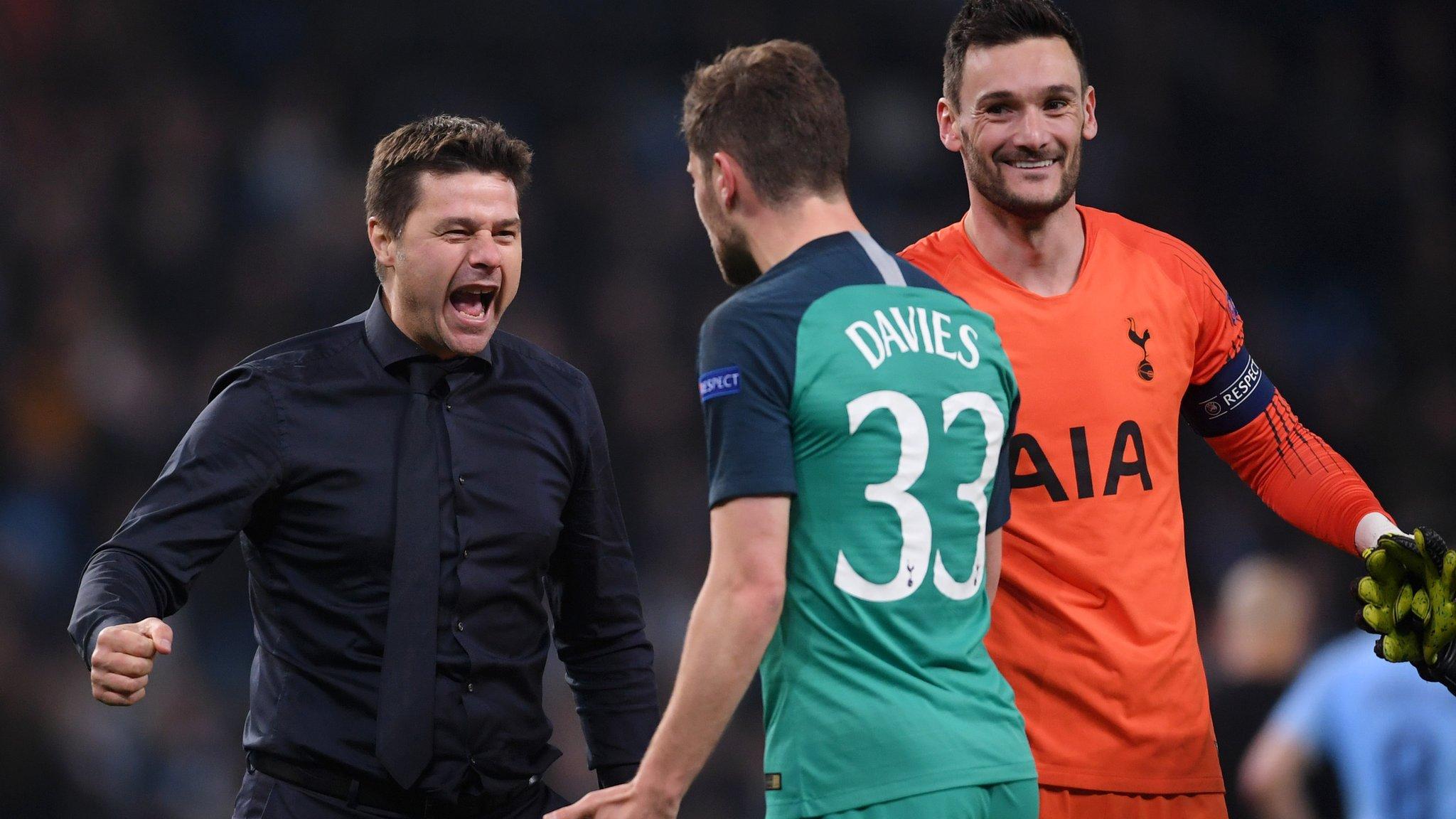 Ben Davies says Spurs success emulates Wales at Euro 2016