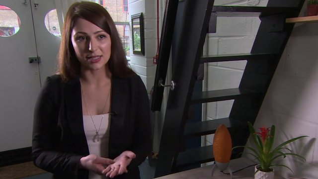 a26a4669d95 Nicola Thorp said she was laughed at for asking if male colleagues were  also expected to wear heels