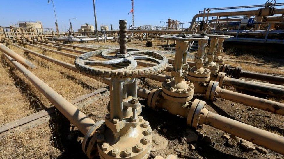 Irak ve İran Kerkük petrolü için anlaştı