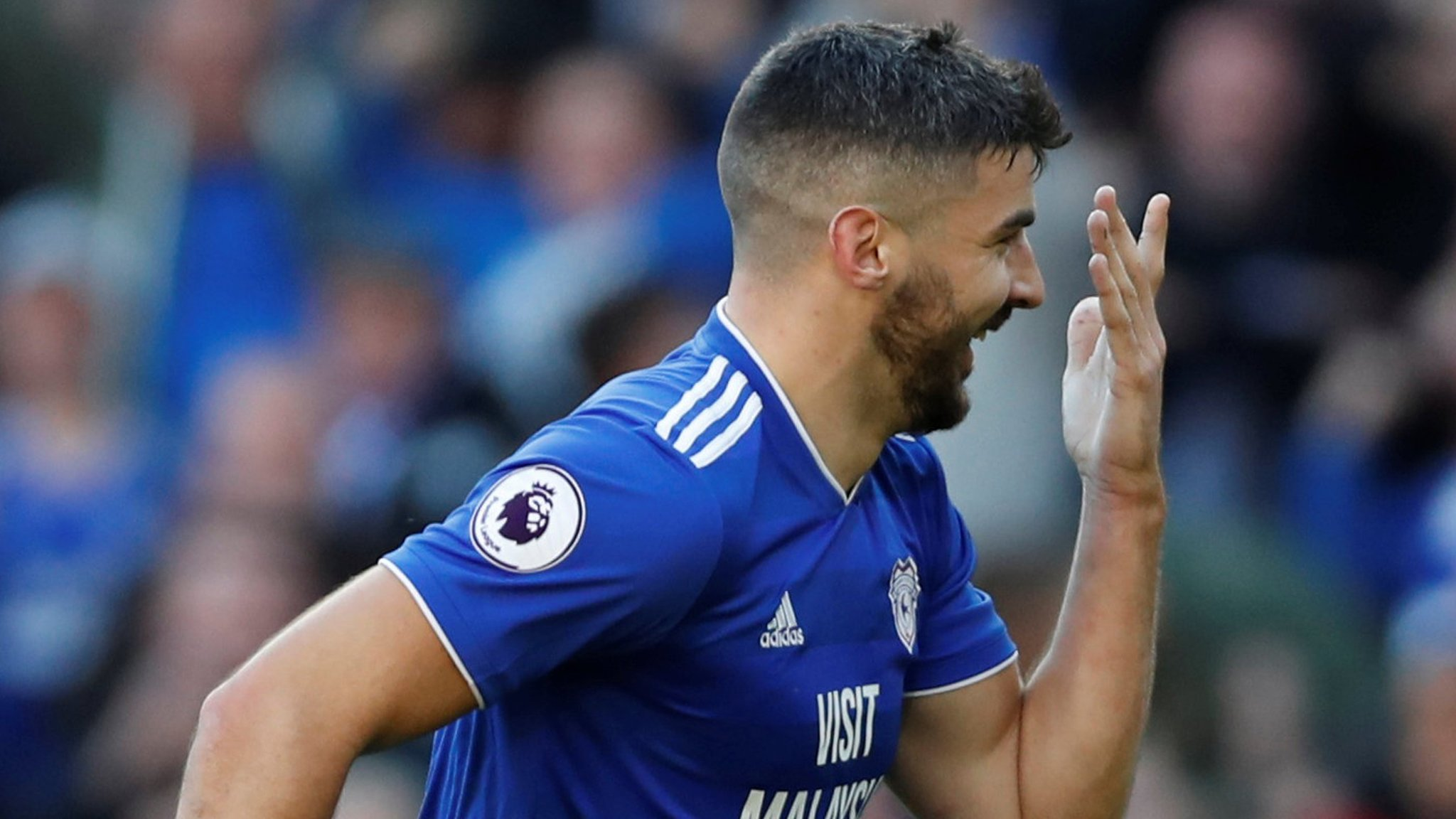 Cardiff beat Fulham to secure first win