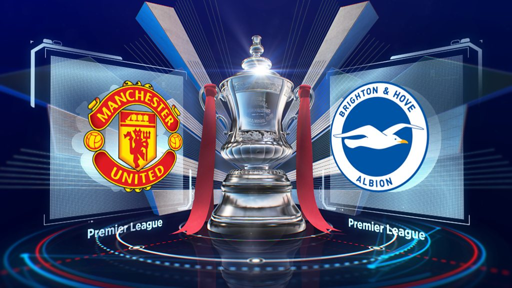Watch highlights as Man Utd defeat Brighton