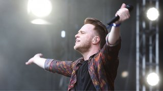 Olly Murs confirmed for BST festival