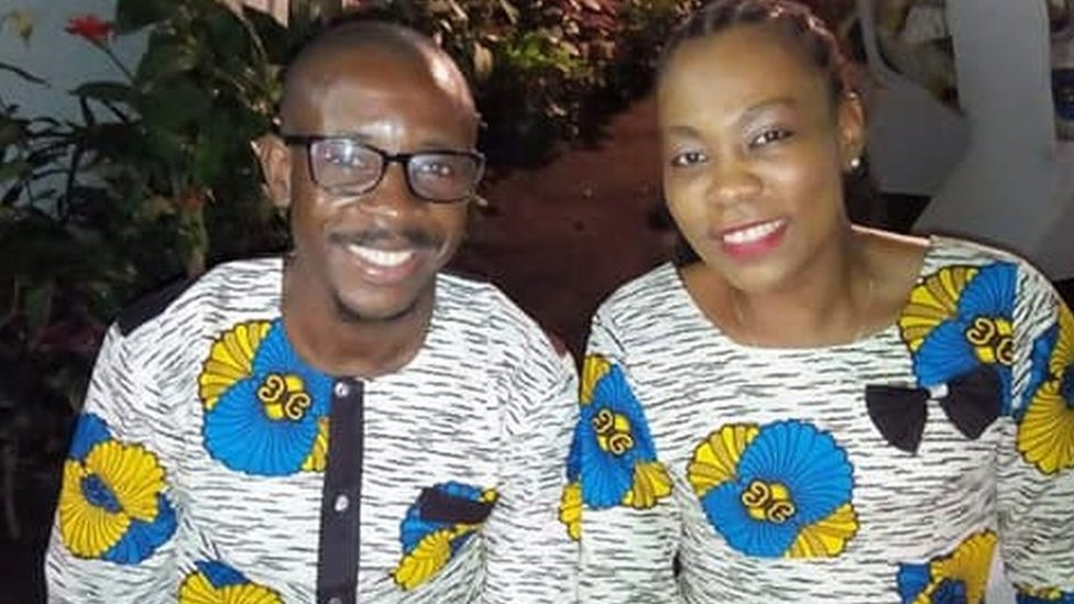 'Why we faked our Facebook wedding in Kinshasa'