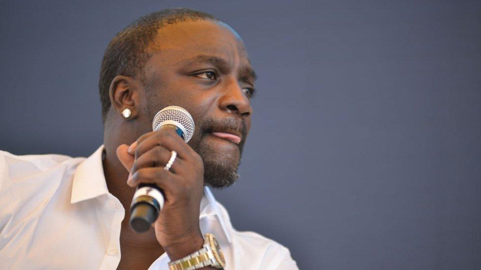 Unravelling the mystery of Akon's Wakanda