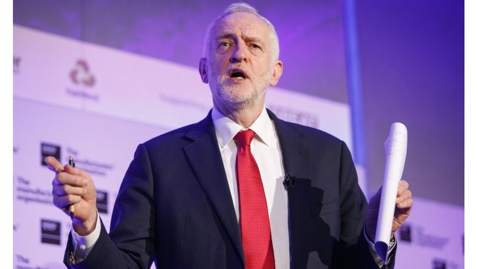 Corbyn: Spy stories show press is worried by Labour government