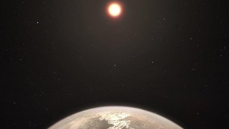 يبعد الكوكب الجديد 11 سنة ضوئية عن الأرض