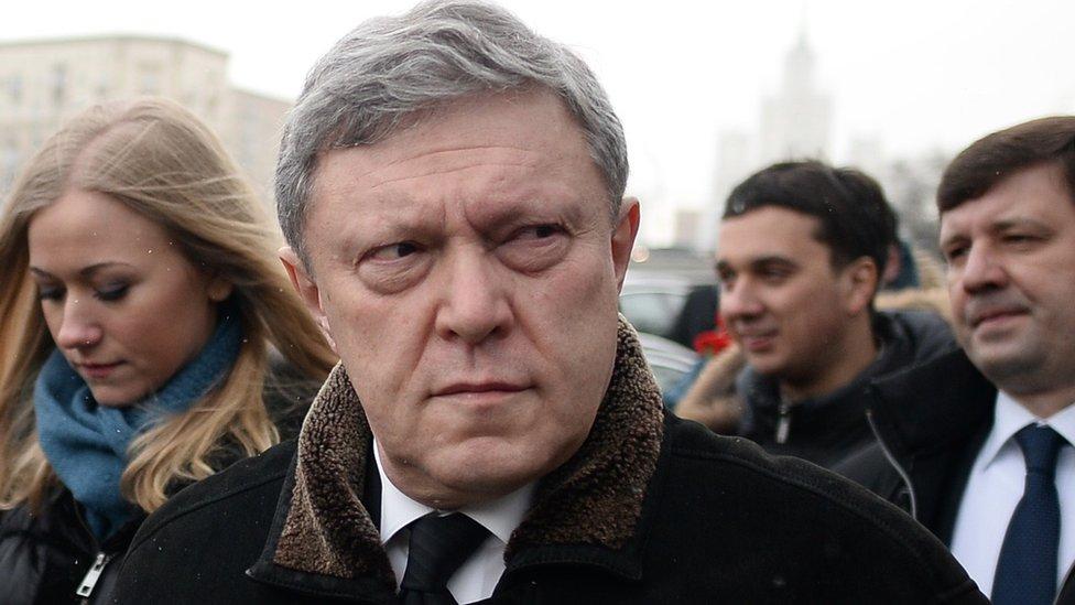 Grigory Yavlinsky, 3 Mar 15