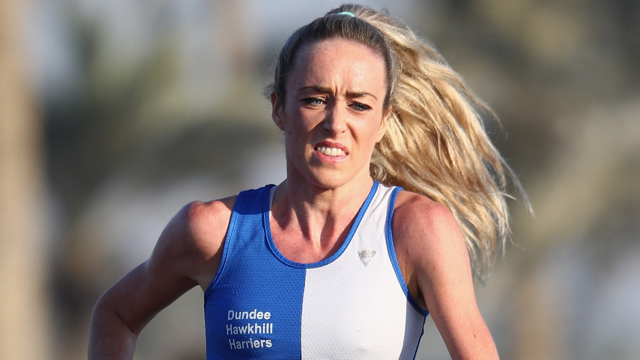 Eilish McColgan wins 10k with personal best in Doha