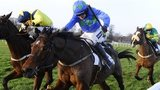 Hurricane Fly ridden by Rugby Walsh