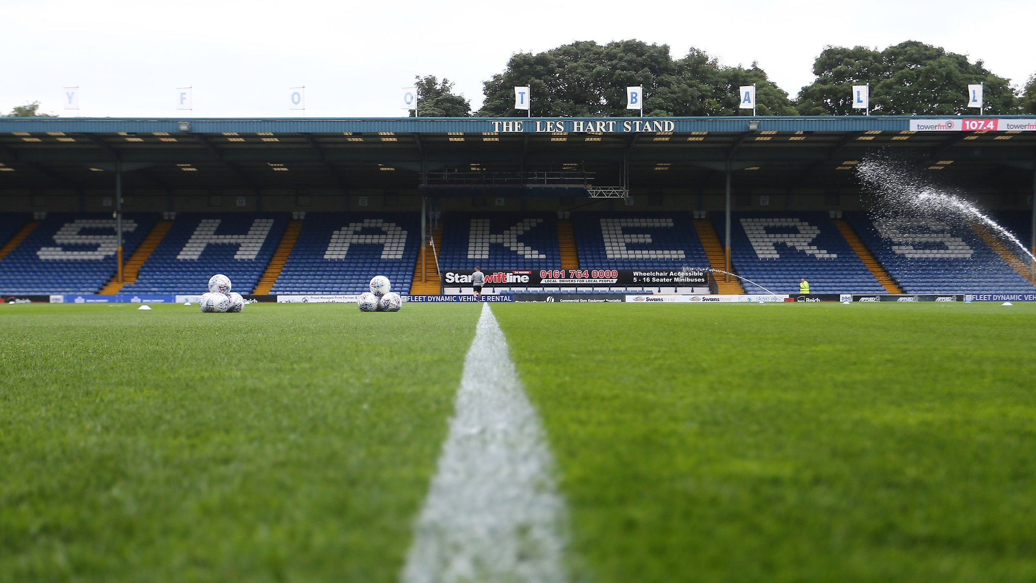 Bury's players issue statement urging chairman Steve Dale to walk away from club