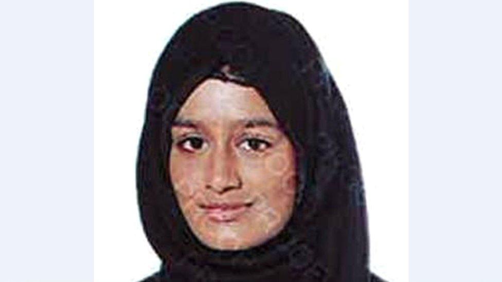 Shamima Begum: despojan de la nacionalidad británica a la joven que se unió a Es ...
