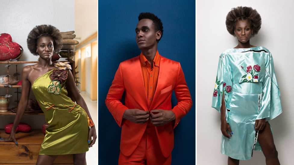 Vibrant And Bright Haiti S Fashion Industry Is On The Up Bbc News