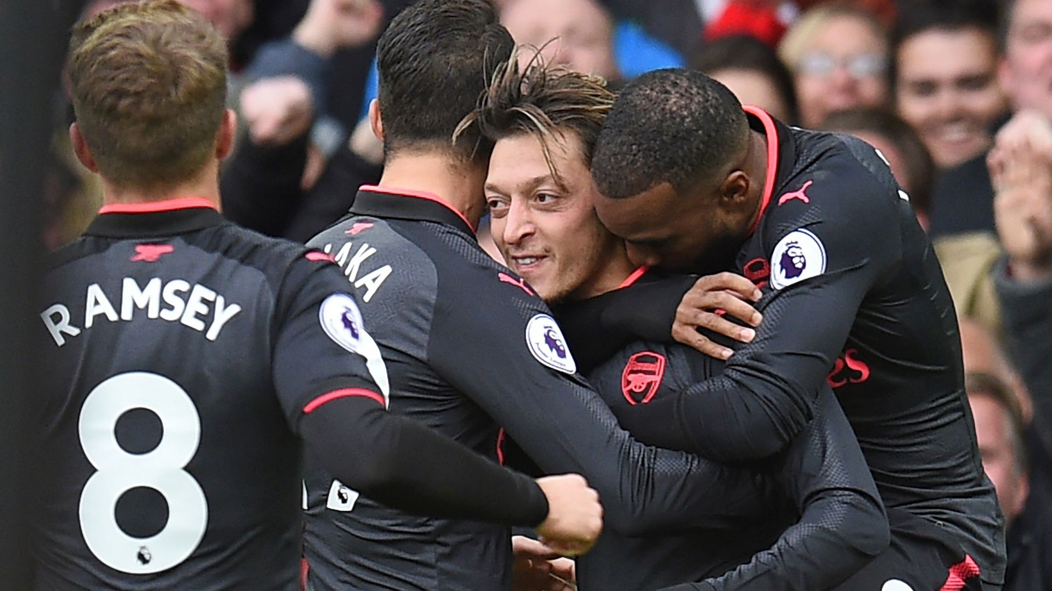 'I can change the situation' - Koeman after Arsenal put Everton in relegation zone