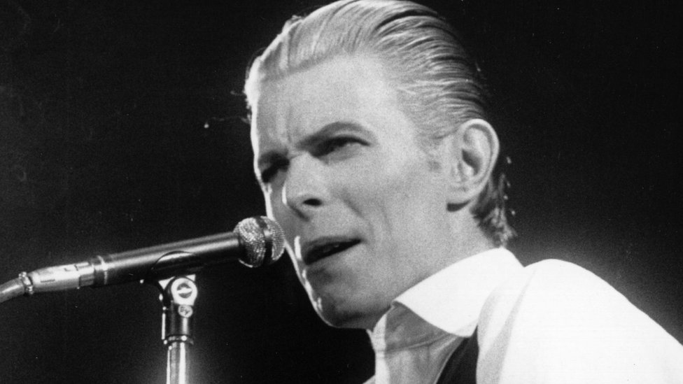 'Lost' Bowie album included in box set