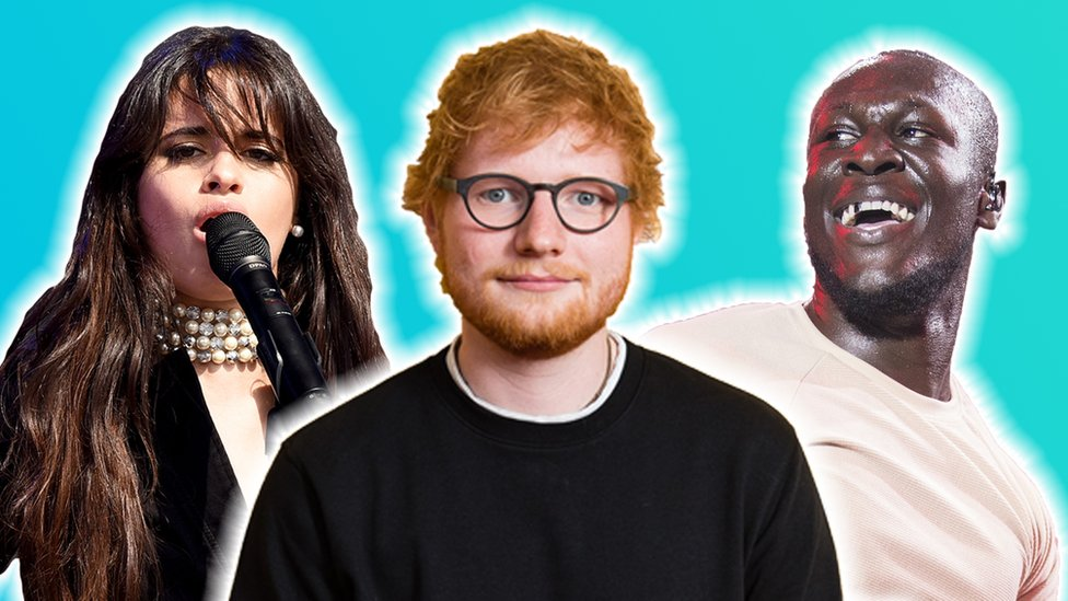 Ed Sheeran: Five Things We've Learned From Collaboration