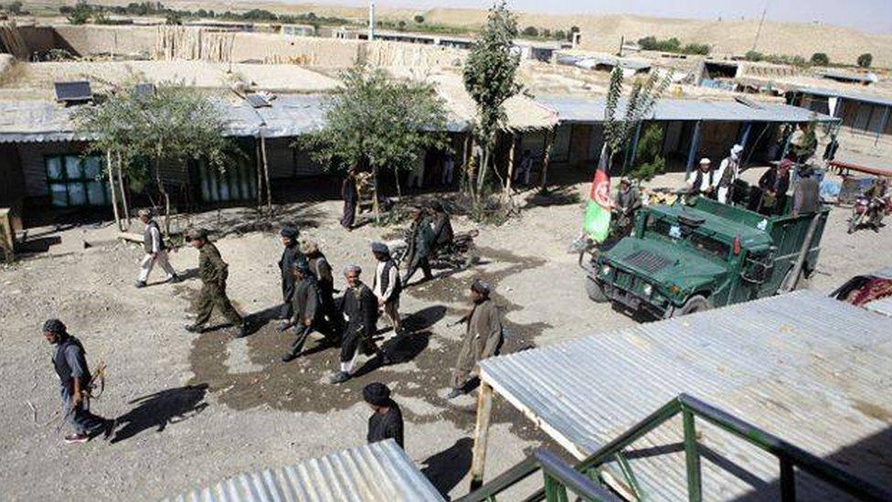 فرود خمپاره جان پنج نفر را در شمال افغانستان گرفت