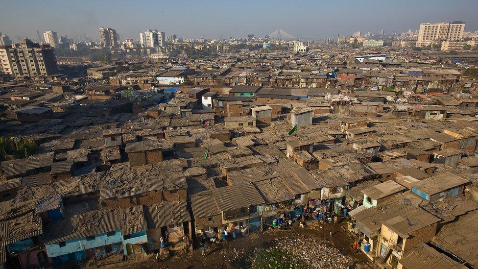 達拉維貧民區